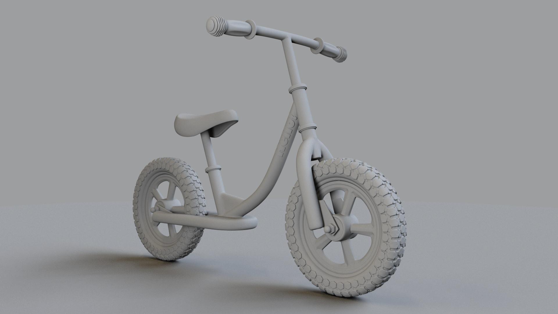 Toy Bike